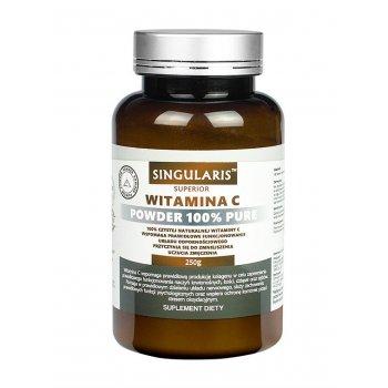 Singularis Naturalna Witamina C w Proszku 250 g