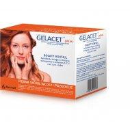 Gelacet Plus Saszetki na włosy skórę i paznokcie