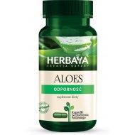 Herbaya Aloes Odporność sproszkowany sok z liścia aloesu