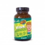 Kids Vitek Multiwitamina od 3 roku życia kapsułki bezsmakowe