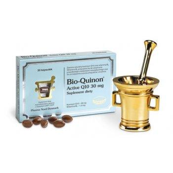 Bio-Quinon Active Q10 30 mg Koenzymu Q10 Pharma Nord