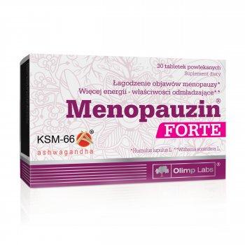 Olimp Menopauzin Forte pomaga w okresie menopauzy