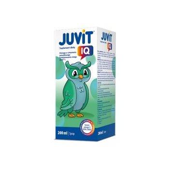 Juvit IQ Syrop