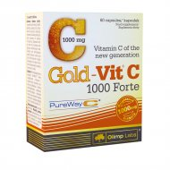 Olimp Gold Vit C Pure-Way 1000 mg 60 kapsułek