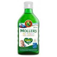 Mollers Mój Pierwszy Tran Norweski