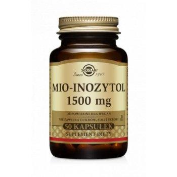 Solgar Mio-Inozytol 1500 mg
