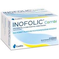 Inofolic Combi Mio Inozytol D-Chiro Inozytol Kwas Foliowy Exeltis