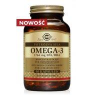 Solgar Omega-3 Potrójna Siła Estrów Etylowych