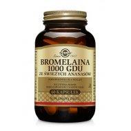 Solgar Bromelaina enzym z ananasa