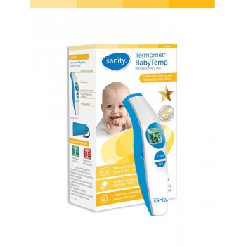 Termometr Bezdotykowy Sanity  BabyTemp