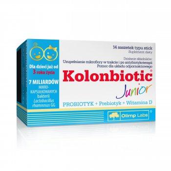 Olimp Kolonbiotic Junior z Prebiotykiem i Vit. D3