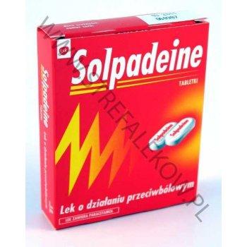 Solpadeine 12 tabletek