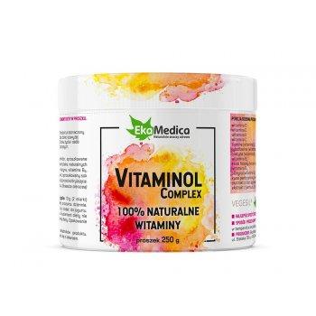 VitaMinol Complex Multiwitamina w Proszku Panmol® Vitamins