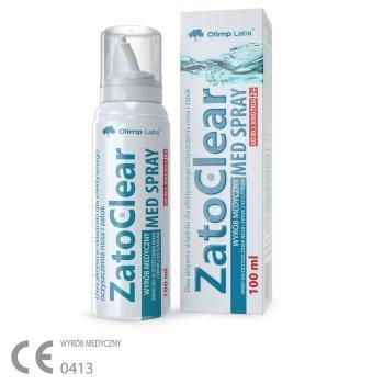Olimp Labs Zatoclear Med Spray Aerozol