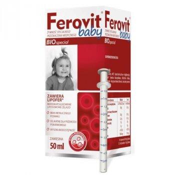 Hasco Lek Ferovit Bio Special Baby