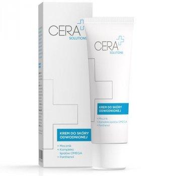 CERA+ Solutions Krem do skóry odwodnionej nawilża i regeneruję skórę