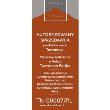 Terranova Health Autoryzowany dystrybutor Strefalekow.pl