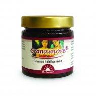 GranAmore Syrop z Granatu i dzikiej róży Dr. Jacob's
