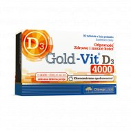 Olimp Gold-Vit D3 4000