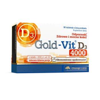 Olimp Gold-Vit D3 4000