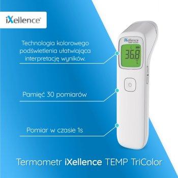Termometr iXellence TEMP TriColor Genexo