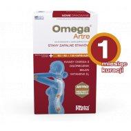 Omega Artre olej rybi rekina i ogórecznika