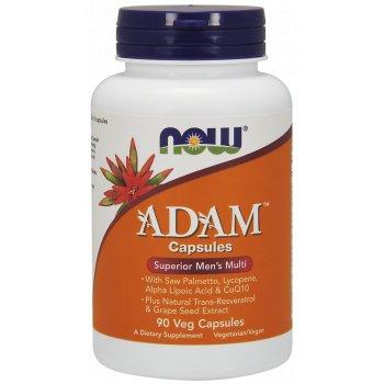 Adam Multiwitamina Dla Mężczyzn Now Foods