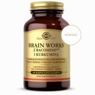 Solgar Brain Works na Pamięć i Koncentrację