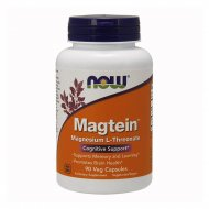 Magtein L-Treonian Magnezu Now foods