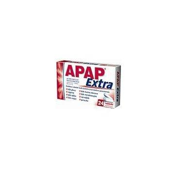 Apap Extra 24 tabletki