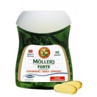 Tran Mollers Forte w kapsułkach