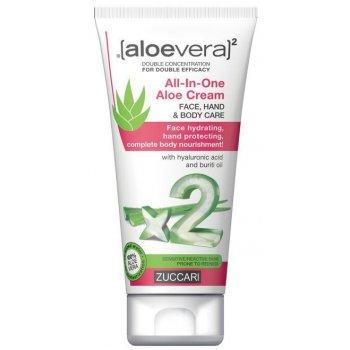 Aloe Vera 2 All-In-One nawilżający krem do twarzy, dłoni i ciała 75ml