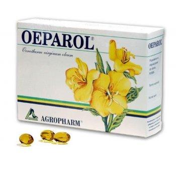 Oeparol kapsułki z olejem z nasion wiesiołka