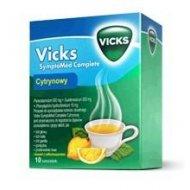 VICKS SymptoMed Complete 5 saszetek leku na przeziębienie i grypę