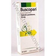 Buscopan tabletki rozkurczowe