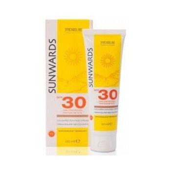 Synchroline Sunwards face cream teinte SPF 30