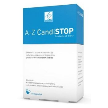 CandiSTOP wspiera odporność organizmu przeciw drożdżakom Candida