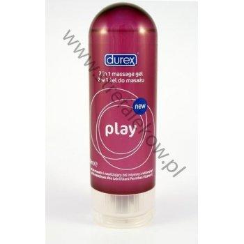Durex Play żel 2w1 do masażu i intymny z aloesem