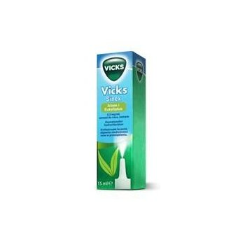 VICKS Sinex Aloes i Eukaliptus aerozol do nosa