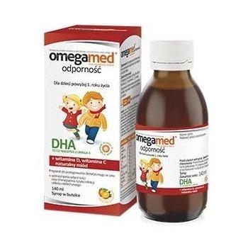 Omegamed Odporność syrop z Life's DHA
