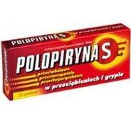 Polopiryna S 20 tabletek