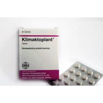 DHU Klimaktoplant tabletki homeopatyczne na menopauzę