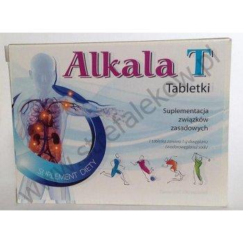 Sanum Alkala T tabletki odkwaszające