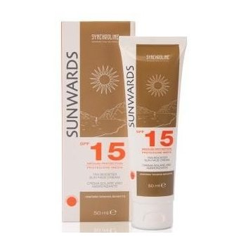 Synchroline Sunwards Tan Booster Sun Face Cream