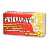 Polopiryna C 10 tabletek musujących