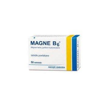 Magne B6 lek z magnezem