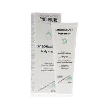 Synchroelast dla kobiet w ciąży uelastycznia i poprawia rozciągliwość skóry