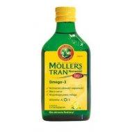 MOLLERS Tran norweski o smaku cytrynowym 500 ml