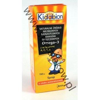 Kidabion syrop poprawiający pamięć i koncentrację