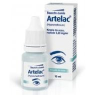 Artelac krople do oczu